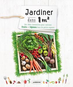 Jardiner dans un mètre carré,  17€95